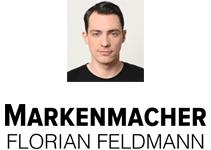 Markenmacher Florian Feldmann